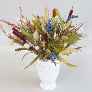 Композиции с цветов